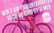 Win 2 VIP kaarten Giro