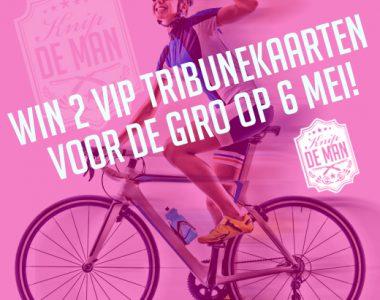 WIN 2 VIP tribunekaarten Giro