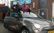 GRATIS weekend toeren Fiat Cabrio