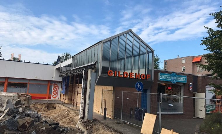 Verbouwing Gildehof
